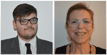 Sam Norris & Pamela Ogelsby